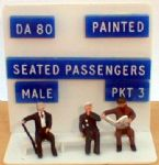 Springside DA80  Seated Passengers Male Painted (3)